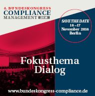 Bundeskongress Compliance
